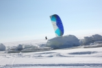 14m HQ Montana 7 is a great light wind kite